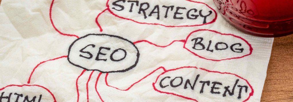 Strategie SEO Metaxy