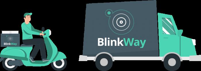 Blinkway Van Rider